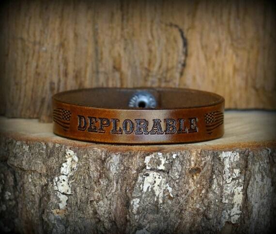 Genuine Leather Bracelet, Men's Leather Bracelet, Women's Leather Bracelet, Memorial Bracelet