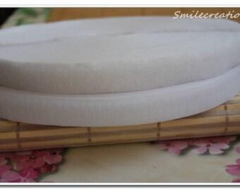 2 meters x 2cm Velcro tape Velcro type Velcro sew white REF 1919
