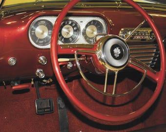 1953 Packard Mayfair Dashboard