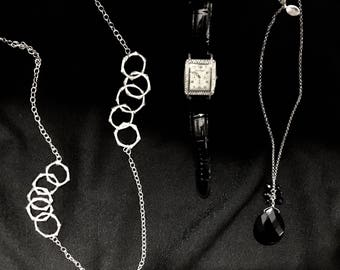 Jewelry Lot: White House Black Market