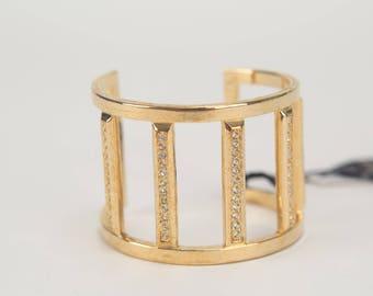 Givenchy vintage 1980s cuff bracelet