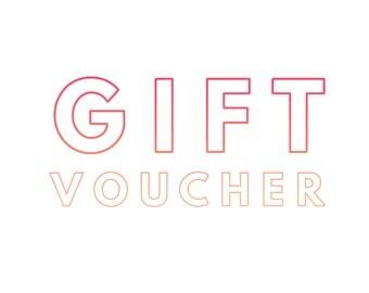 GingerTwentyTwo Gift Voucher | Gift Certificate | Downloadable Gift Voucher | GingerTwentyTwo