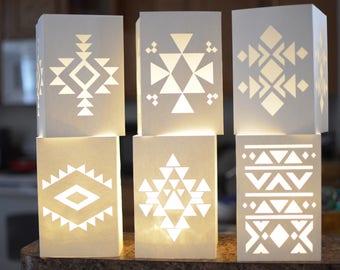 Tribal Luminaries