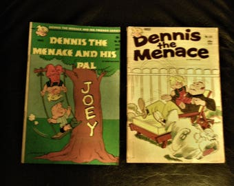 Denis the Menace Comics 70s