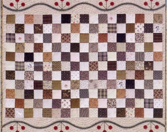 Button Town Quilt Pattern