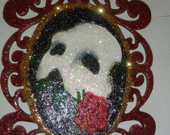 Phantom of the Opera inspired ornament
