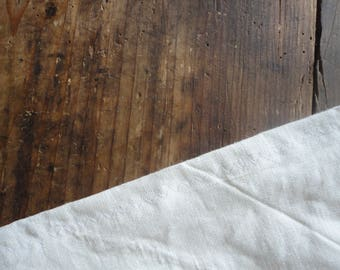 white LINEN throw, handmade from white linen in different qualities _ heavy (245 g), midi-weight (190 g) or light (125 g)