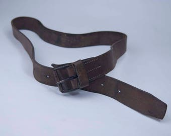 Leather Belt (1330-10-G1300)