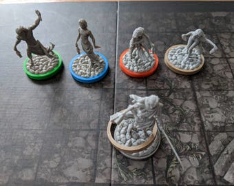 Identification Rings for Kingdom Death: Monster