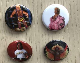 Wrestling Pin Pack