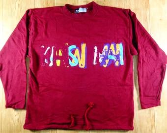 20% OFF Vintage Kansai Man By Kansai Yamamoto Sweatshirt Spellout