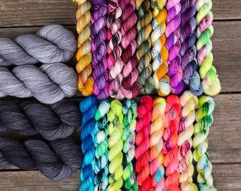 Marled Mania Sweater Kit ( A )