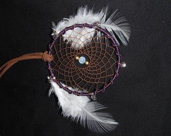 Jewelry necklace dream catcher