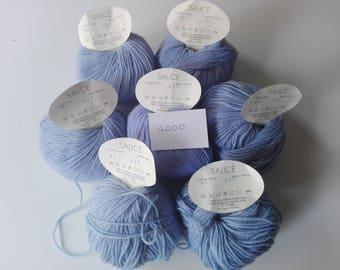 Merino Superwash yarn Willow-4000-Elite