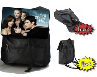 One Tree Hill Cast Nathan Haley Lucas Peyton Brooke  Mini Shoulder Bag Purse