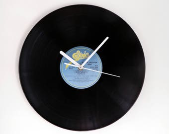 ABBA Vinyl Record Wall Clock