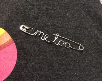 Safety Pin - me too