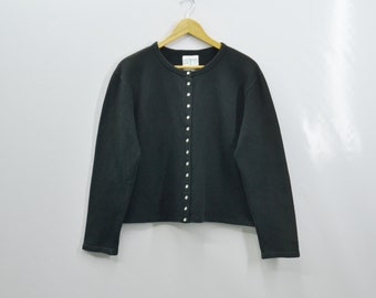 Agnes B Snap Women Size 3 Agnes B Button Up Shirt Agnes B Made In Japan Snap Button Up Long Sleeve Shirt Blouse Size L