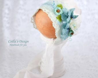 Newborn Bonnet-Photo props-Photography