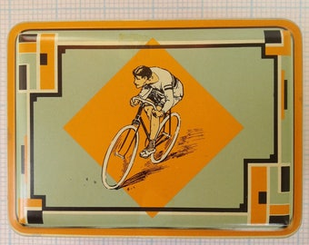 Van Melle, look, toffee, Olympic Games, 1928, Art Deco