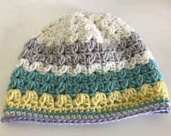 Fun kid's winter hat!