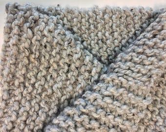 Shetland Cowl // Chunky Knit Cowl // Chunky Knit Scarf