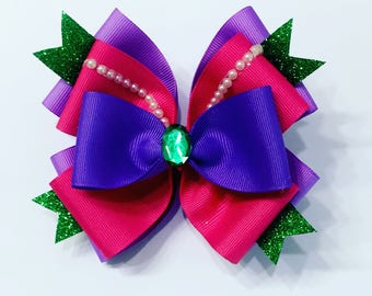 Shimmer and Shine Hairbow (Shimmer)