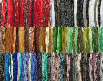 100 qty. 3mm Faceted Czech Glass Fire Polish Beads - Assorted Colors