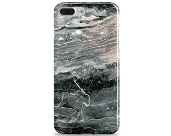 Dark MARBLE iPhone 7 Plus Case iPhone 6s Plus Case iPhone 8 Plus Case iPhone X Case iPhone 6 Plus Case iPhone SE Case iPhone 8 Case iPhone 5