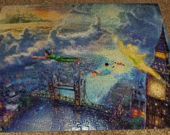 Peter Pan Thomas Kinkade puzzle