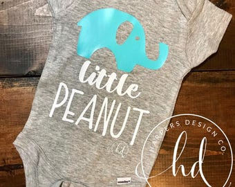 Little Peanut • Baby Shower • Baby Gift