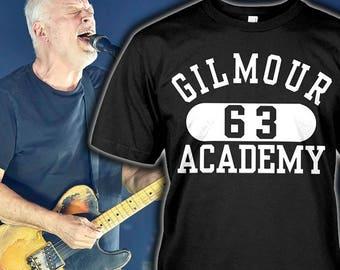 Pink Floyd Shirt - David Gilmour Tee - Pink Floyd Gift -David Gilmour Fan Hoodie -Pink Floyd Long Sleeve Present - Sizes Up to 5XL!