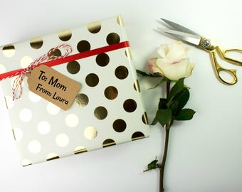 Pregnancy Announcements Gift Wrapping