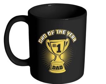 Dad Of The Year Coffee Mug
