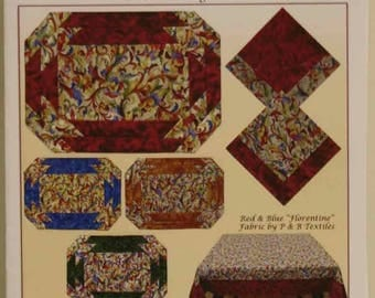 Table Graces Pattern