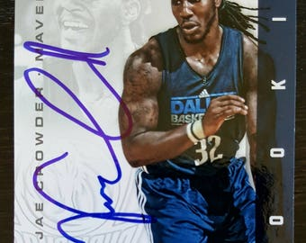 Jae Crowder Autograph