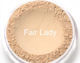 Organic Mineral Foundation Full Coverage, 20ml