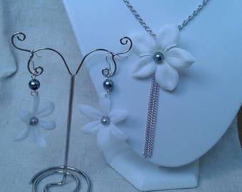 "pretty set ""spring flowers"""