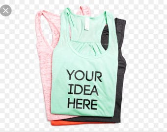 Create Your Own Shirt!!