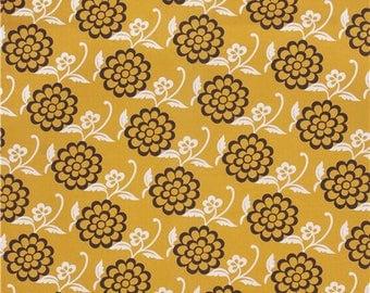Yellow Patchwork Shanghai michael Miller fabric