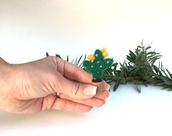 Felted Succulent,Wool Succulent,Succulent Mini,Fake Plant,Fake Succulent,Felted Plant,Gift,Handmade Plant,Plant Gift,Wool Plant,Decor