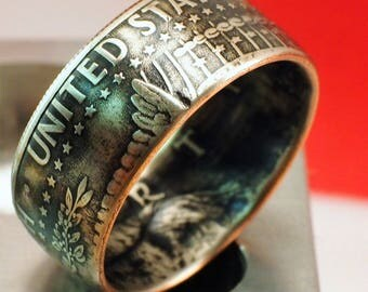 1994 American Half Dollar ( clad coin ) ring