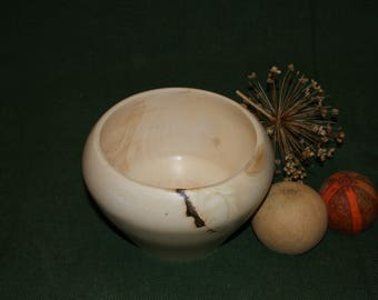 sycamore nut bowl