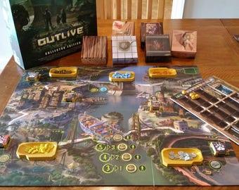 Outlive Boardgame Upgrades