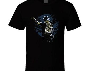 Moon Walker Zombie Walk T-shirt
