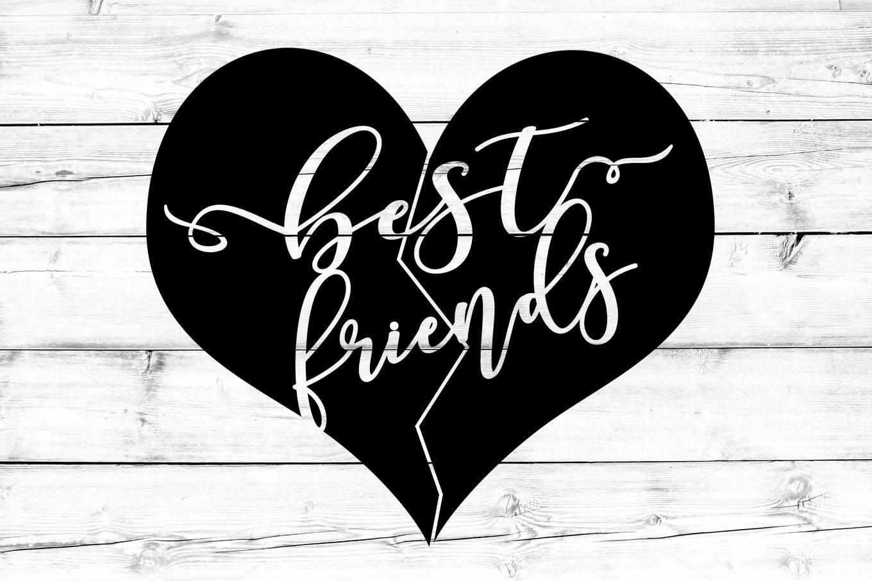 best friend heart - photo #21