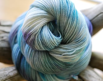 Hand Dyed Sock Yarn - No...I've had this for a while