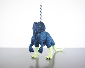 Allosaurus Birthday Candle Holder, Allosaurus Cake Topper, Dinosaur Birthday Party, Dinosaur Birthday Decorations, Dinosaur Party Decor