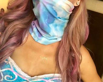 Rave face masks
