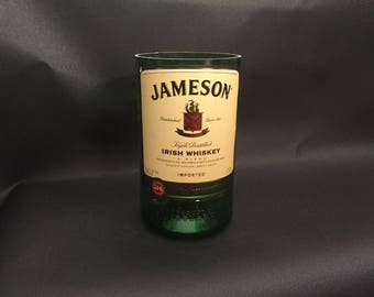 Hige 1.75 Liter vs 750ML Jameson Candle Irish Whiskey Bottle Soy Candle. Made To Order !!!!!!!